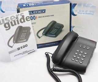 Telefono Teledex B100 (nuevo)