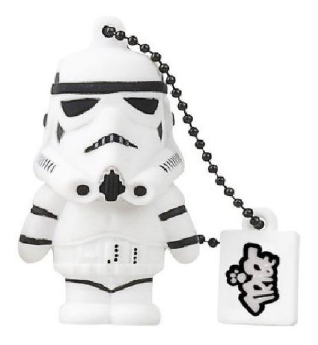Imagen 1 de 2 de Memoria 8gb Starwars Stormtrooper
