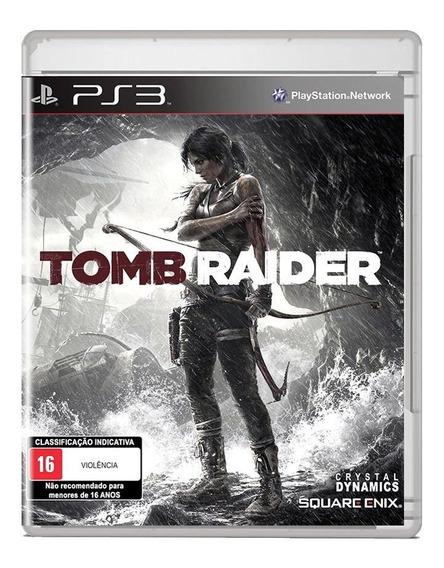 Tomb Raider Ps3 Midia Fisica Pronta Entrega