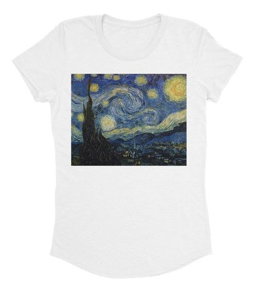 Playera La Noche Estrellada Van Gogh