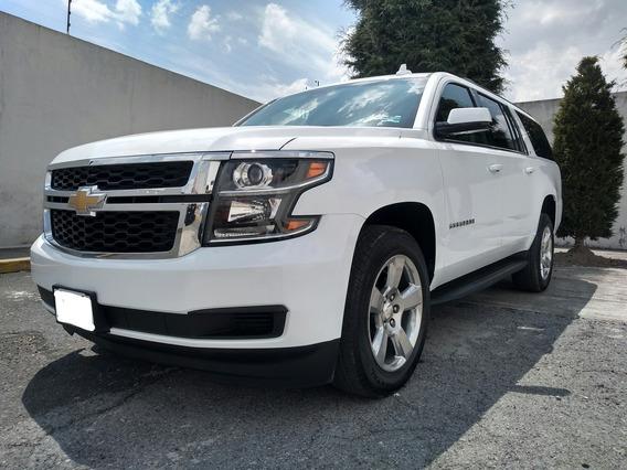 Chevrolet Suburban 5.4 Lt Piel Cubo At 2019