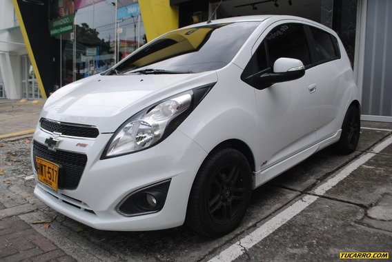 Chevrolet Spark Gt Rs