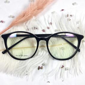 65c366bda Oculos De Grau Feminino Vermelho Ou Vinho - Óculos Preto no Mercado ...