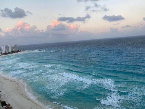 Venta De Departamento Frente Al Mar Zona Hotelera Cancún