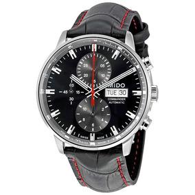 Relogio Mido M0164141605100 Commander Ii Automatico Cronogra