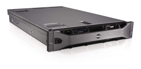 Servidor Dell Poweredge R710 32gb Quadcore Seminovo