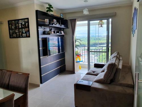 Imagem 1 de 23 de Apartamento Com 2 Dormitórios À Venda, 54 M² Por R$ 310.000,00 - Jardim Augusta - São José Dos Campos/sp - Ap6009