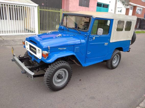 Toyota Land Cruiser 1984 Carpado