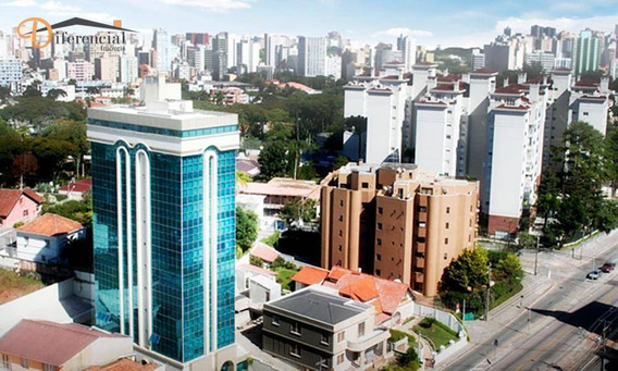 Sala Para Alugar, 145 M² Por R$ 8.000/mês - Alto Da Glória - Curitiba/pr - Sa0325