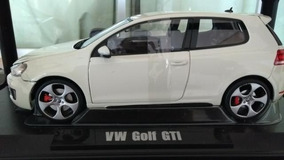 Miniatura Vw Golf Gti (2009) Escala 1:18