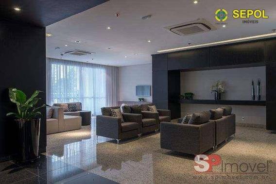 Sala, 35 M² - Venda Por R$ 980.000,00 Ou Aluguel Por R$ 2.400,00/mês - Vila Regente Feijó - São Paulo/sp - Sa0026