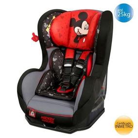Cadeira De Carro 0, I, Ii (25kg) Primo Mickey Mouse