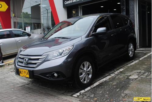 Honda Cr V Ex L C At 2.4
