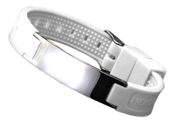 Pulseira Magnética Fir Energética Ion Bracelete Silicone