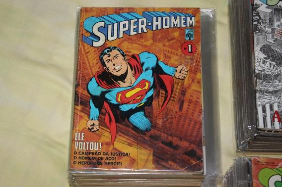 Super-homem Editora Abril 95 Edições Ótimo/bom Estado