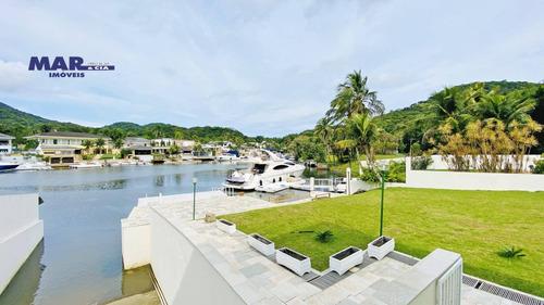 Casa Com 4 Dormitórios Para Alugar, 850 M² Por R$ 22.000,00/mês - Marina Guarujá - Guarujá/sp - Ca0785