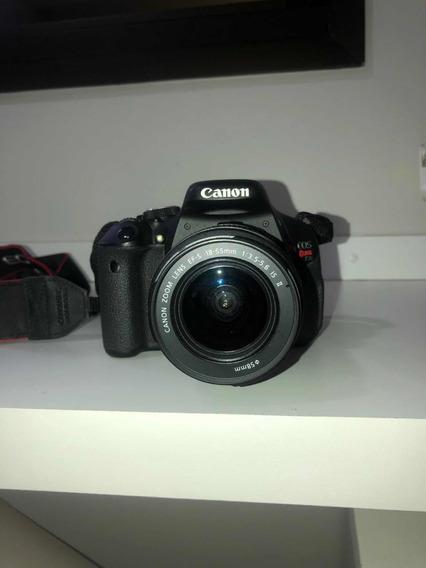 Câmera Canon Eos Rabel T3i