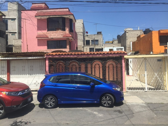 Magnífica Casa En Venta En Iztapalapa