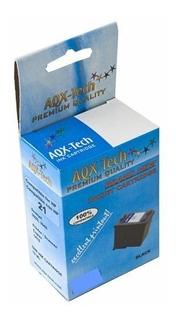 Cartucho Alternativo Aqx-tech Para Hp 60xl Negro / Color C/u