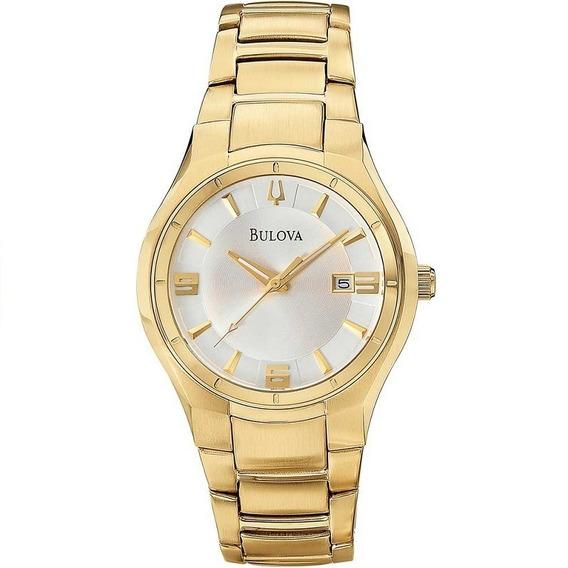 Relógio Bulova Wb21132h C/ Nf-e