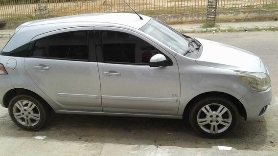Chevrolet Agile 1.4 Ltz 5p 2011