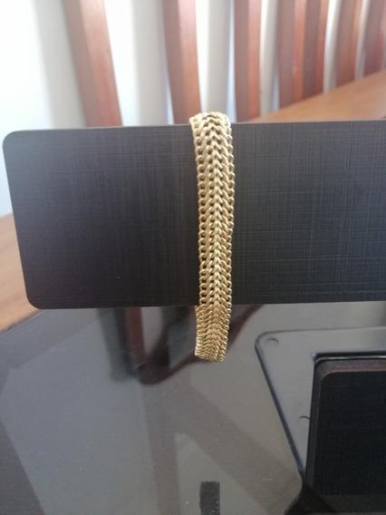 Pulseira Em Ouro 18 Kl