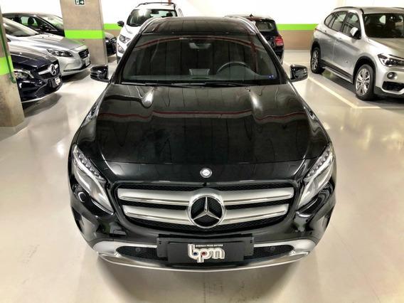 Mercedes Benz Gla-200 Gla 200 Advance 1.6/1.6 Tb 16v Flex A