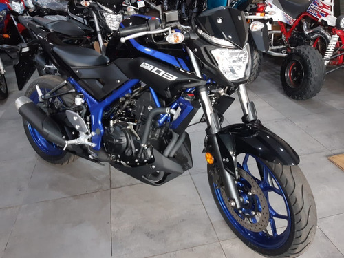 Yamaha Mt 03 0km Mt03 - Financiacón - Motos M R