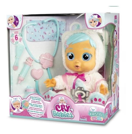 Cry Babies - Kristal Muñeca Interactiva