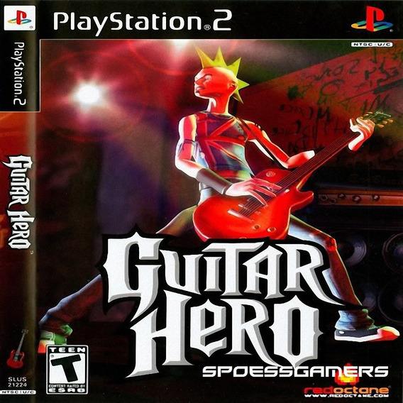 Guitar Hero 1 Ps2 Patch Desbloqueado