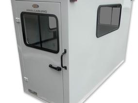 Cabine Transporte De Passageiros Código Amalcaburio: 7550