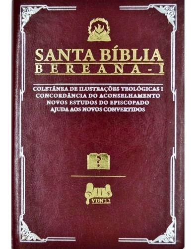 Santa Bíblia Bereana