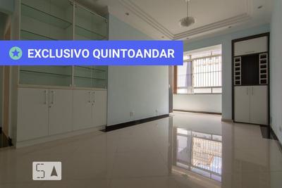 Apartamento No 8º Andar Mobiliado Com 1 Dormitório - Id: 892877495 - 177495
