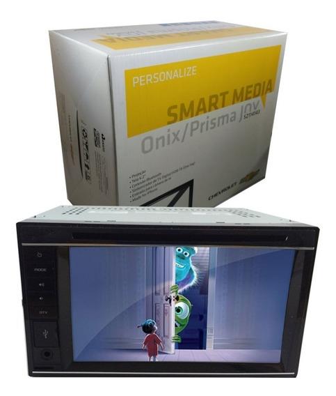 Multimidia Com Tv E Gps Original Gm, 52152167