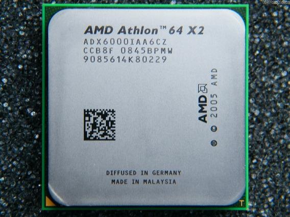 Processador Athlon X2 64 6000+ 3.0 Ghz Socket Am2+ 125w