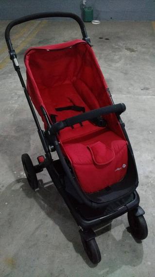 Carrinho De Bebê Safety 1st Vermelho