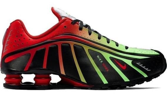 Tênis Masculino Nike Shox R4 Neymar Jr. Envio Imediato