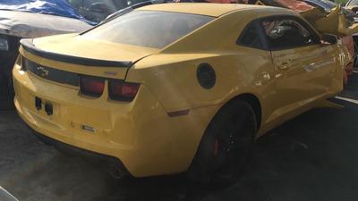 Chevrolet Camaro Ss V8 6.2 Sucata Para Retirada De Peças.