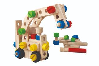 Set De Construccion (30 Piezas) / Schwarz Toyz