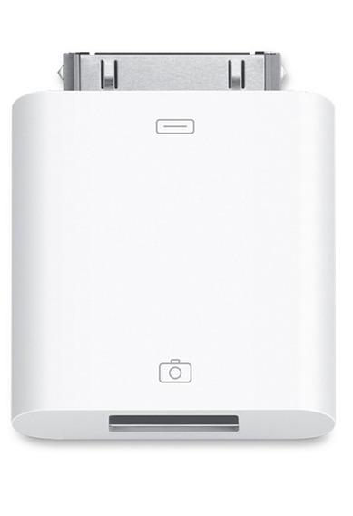 Kit De Conexão De Câmera Para iPod Da Apple