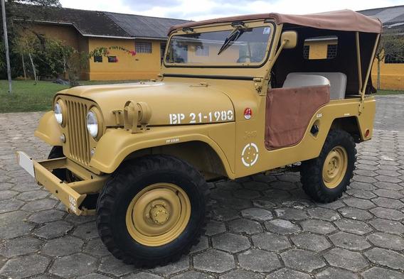 Jeep Militar - Original 1980
