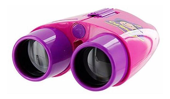 Brinquedo Show Da Luna Binóculos Articulado Infantil