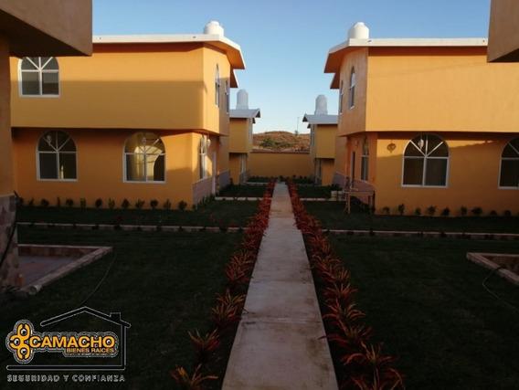 Casas En Venta, 3 Recamaras, Cuautla Occ-292