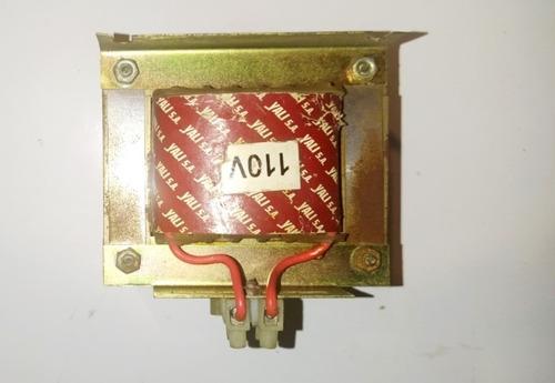 Transformador De 110v~ A 12v~  80va.