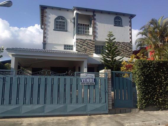 Casa Hermosa Con Piscina En Santiago Wpc16