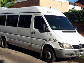 Mercedes Benz Sprinter Mini Bus 19 + 1 413 2008