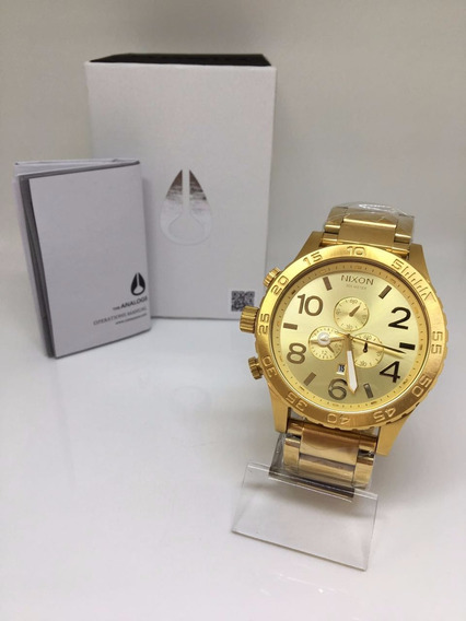Relógio Nixon 51-30 100% Original (varios Modelos)