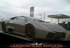 Lamborghini Reventon Replica Con Mecánica De Pontiac Fiero