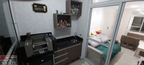 Imagem 1 de 11 de Novo,   2 Dormitórios, Sendo 1 Suite - Vila Gustavo  - St15698