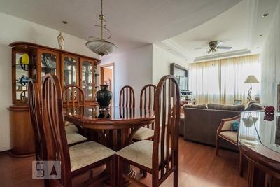Apartamento No 10º Andar Com 3 Dormitórios E 2 Garagens - Id: 892876992 - 176992